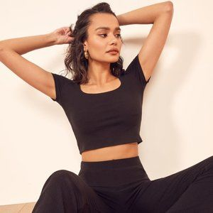 *TOP ONLY* from Reformation Marion Two Piece Set